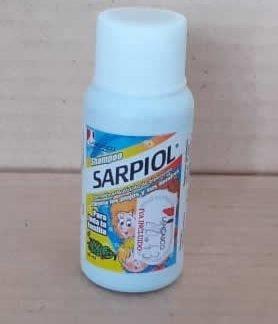 Shampoo sarpiol frasco 30ml
