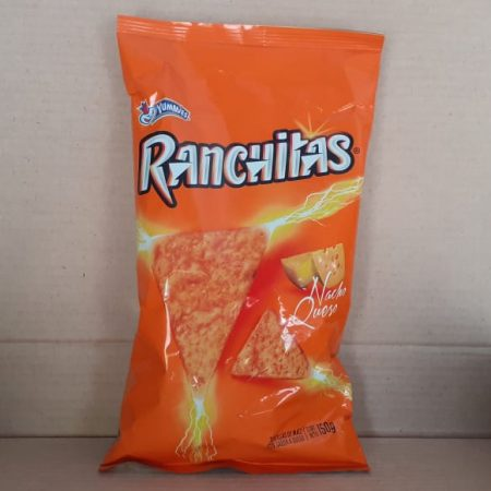 Ranchitas Nacho y queso Yummies 150g