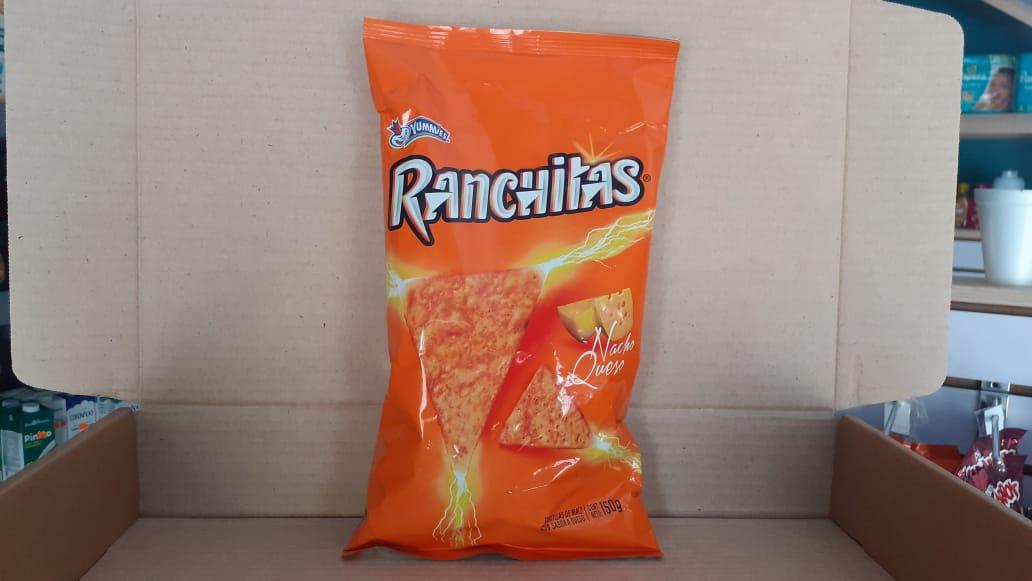 Ranchitas Nacho y queso Yummies 150g