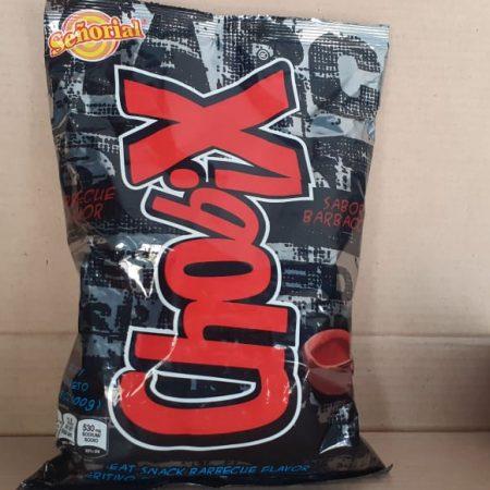 Chobix sabor barbacoa Señorial 100g