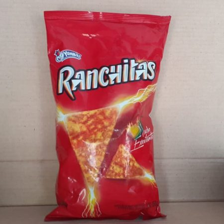 Ranchitas Nacho excitante Yummies 150g