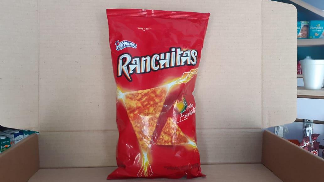 Ranchitas Nacho excitante Yummies 150g