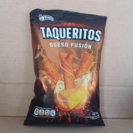 Taqueritos queso fusión Yummies 180g