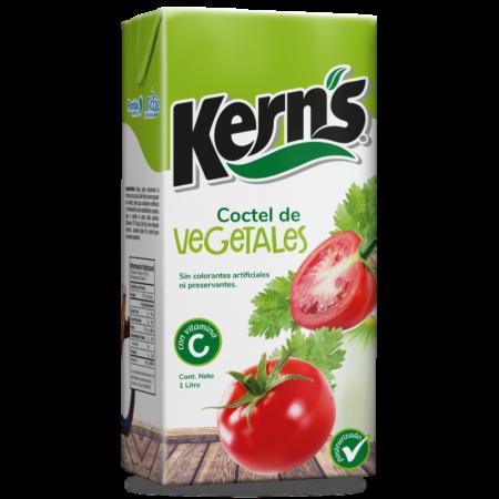 Coctel de Vegetale kenrs Tetra Pack 1 litro