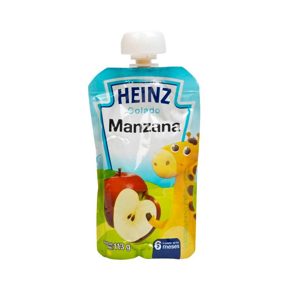 Compota de Manzana Doy Pack Heinz 113grs