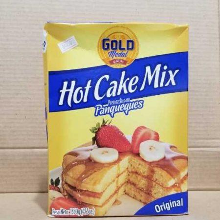 Harina para Panqueques Hot Cake Mix Caja 1350 grs