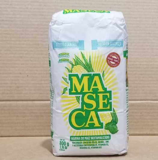 Harina de Maíz Maseca 1.76 lb (800 gr)