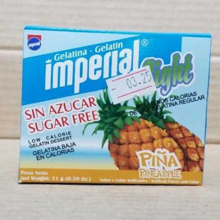 Gelatina light Piña Imperial 11g