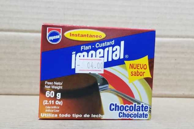 Gelatina Chocolate Imperial 60 g