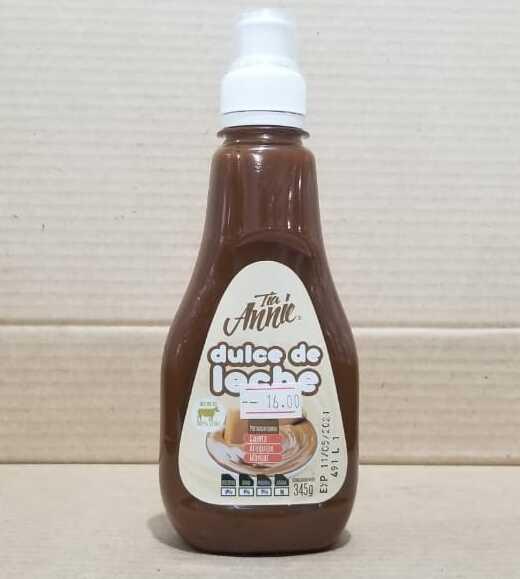 Dulce de leche Tia Annie 345g