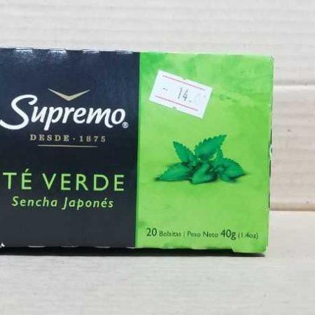 GREEN TEA Sencha japones caja 40 gramos