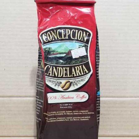 CONCEPCION CANDELARIA CAFE TOSTADO , MOLIDO BOLSA 460 G