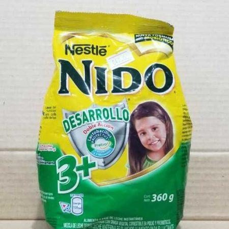 Nido desarollo 3+ bolsa de 360 gramos