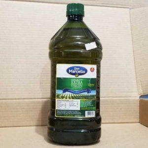 Aceite de Oliva don Marcello Extra virgen 2 Litros