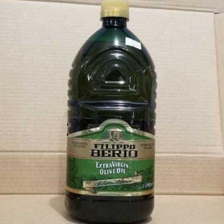 Aceite de Oliva Filippo Berio Extra virgen 2 Litros