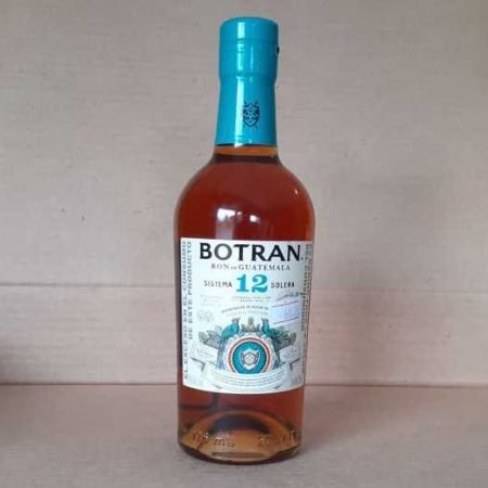 Ron Botran media botella 12 Solera 375 ML
