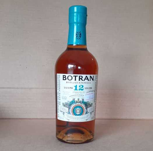 Ron Botran media botella 12 Solera 375 ML