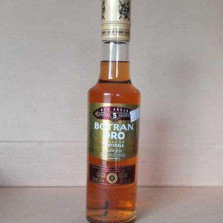 Ron Botran Media botella Oro 5 375 ml