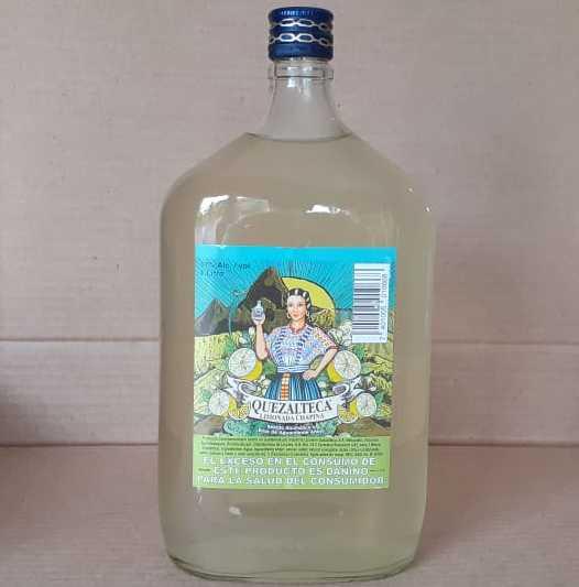Quezalteca litro Sabor de Limonada Chapina
