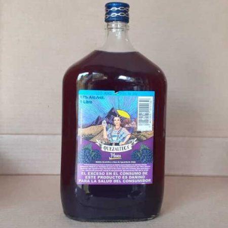 Quezalteca litro Sabor de Mora
