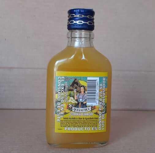 Quezalteca octavo mango chapin 125ml