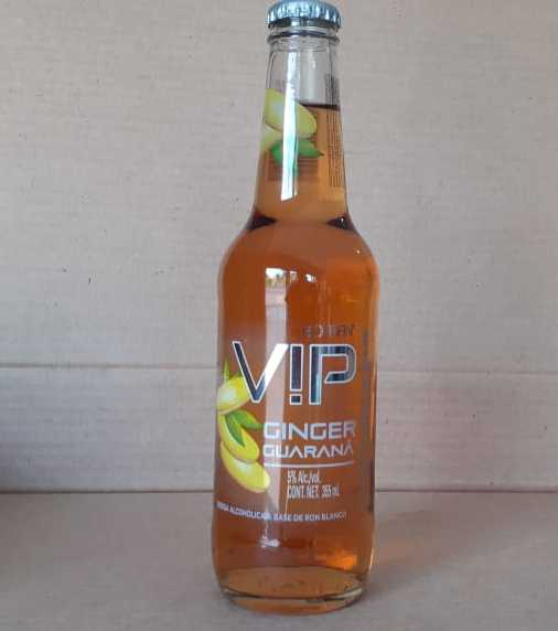 Vip Botran Ginger Guarana 355 ml