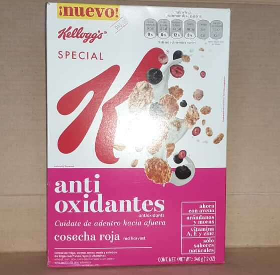 Kelloggs Special Anti Oxidantes 340 g (12 onzas)