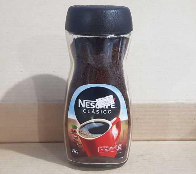 cafe instantaneo nescafe