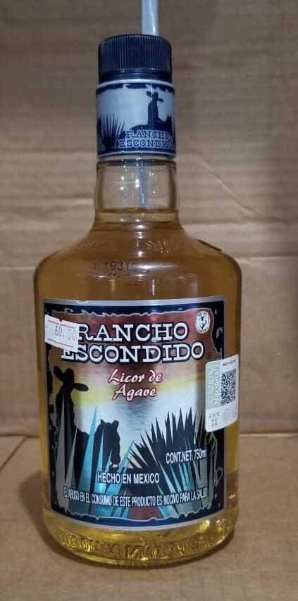 Tequila El Compadre reposado botella 750 ml