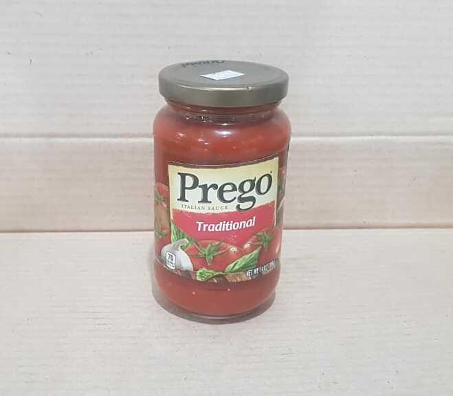 Salsa Prego Italian Tradicional 396 gramos