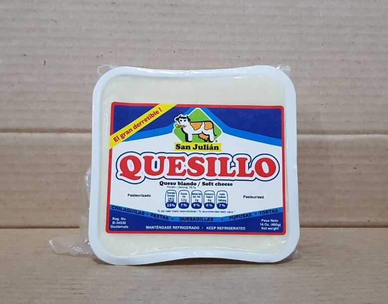 Quesillo San Julian Natural 400 grs