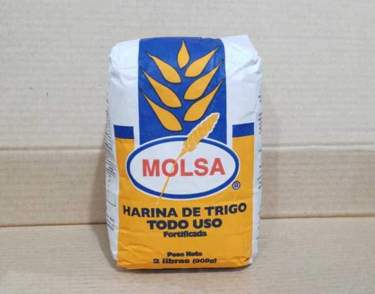 Harina de Trigo Molsa Bolsa 2 libras