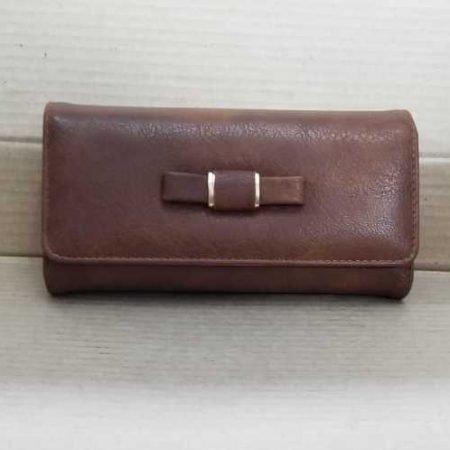 Billetera para mujer de mano