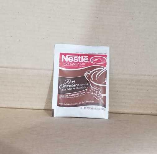 Mezcla de chocolote caliente sobrecito 20.2 g (0.71 onzas)