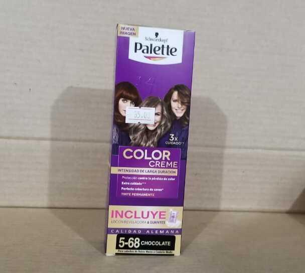 Tinte Palette 5-68 Chocolate