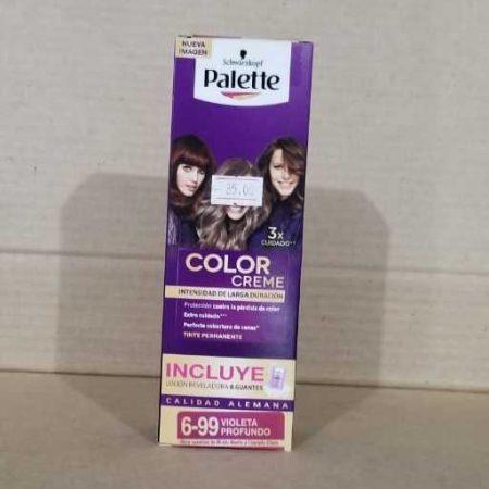 Tinte Palette 6-99 Violeta Profundo