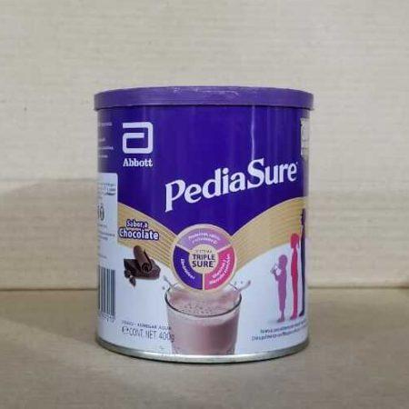 PediaSure Sabor Chocolate Lata 400 grs