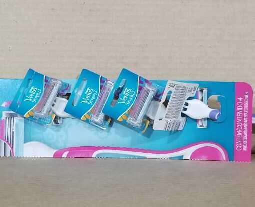 Rasuradora Venus Simply 3 Gillette / Maquina desechable