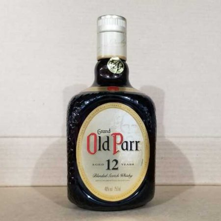 Whisly Grand Old Parr 12 años 1 botella