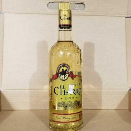 Tequila El Charro Gold 1 Litro