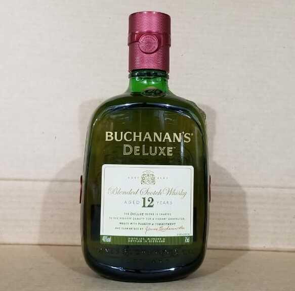 Whisky Buchannas Deluxe 12 años Botella