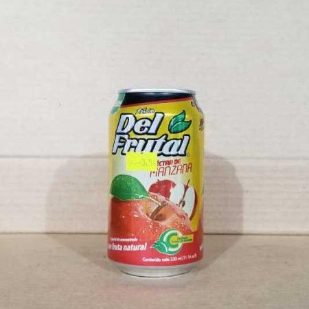Jugo del Frutal Manzana Lata 330 mL