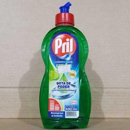 PRIL Liquido Limón bote 400 ml