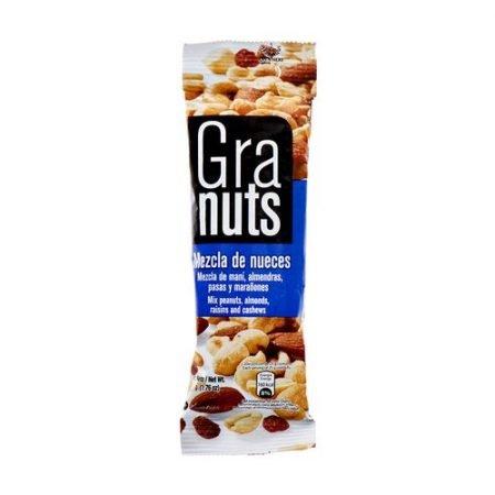 Granuts Mezcla De Nueces 50 g