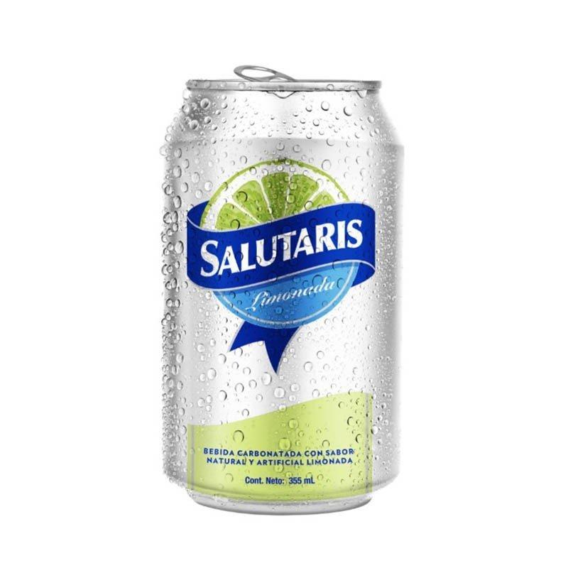Salutaris Limonada Lata 355 ml