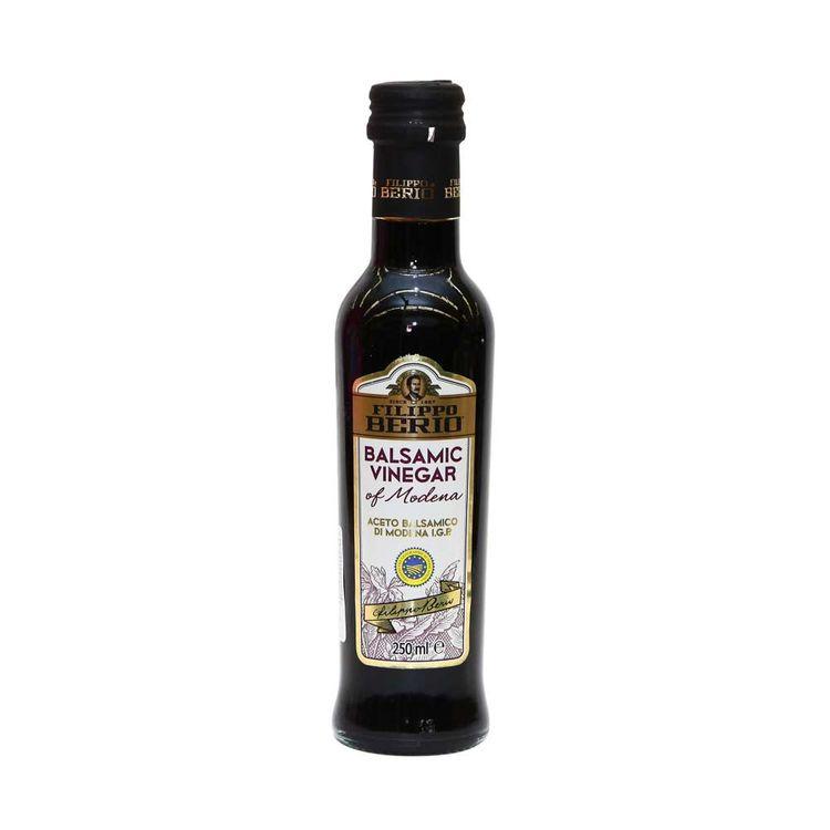 Vinagre Balsamico Filippo Berio 250 g