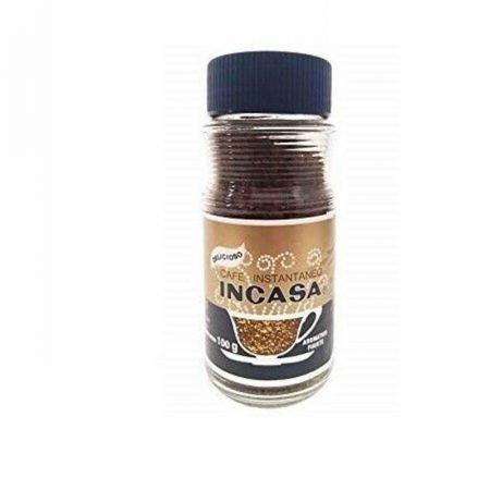 Café Instantaneo Incasa 100 grs