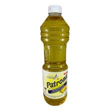 Aceite vegetal patrona 1000ml